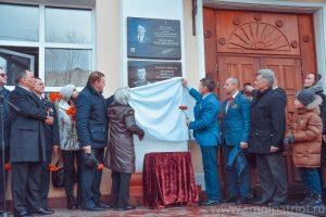 В рамках проекта #ЧтобыПомнили состоялось открытие мемориальной доски В.В. Малярову