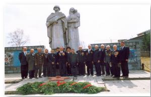 Памятник Коурак