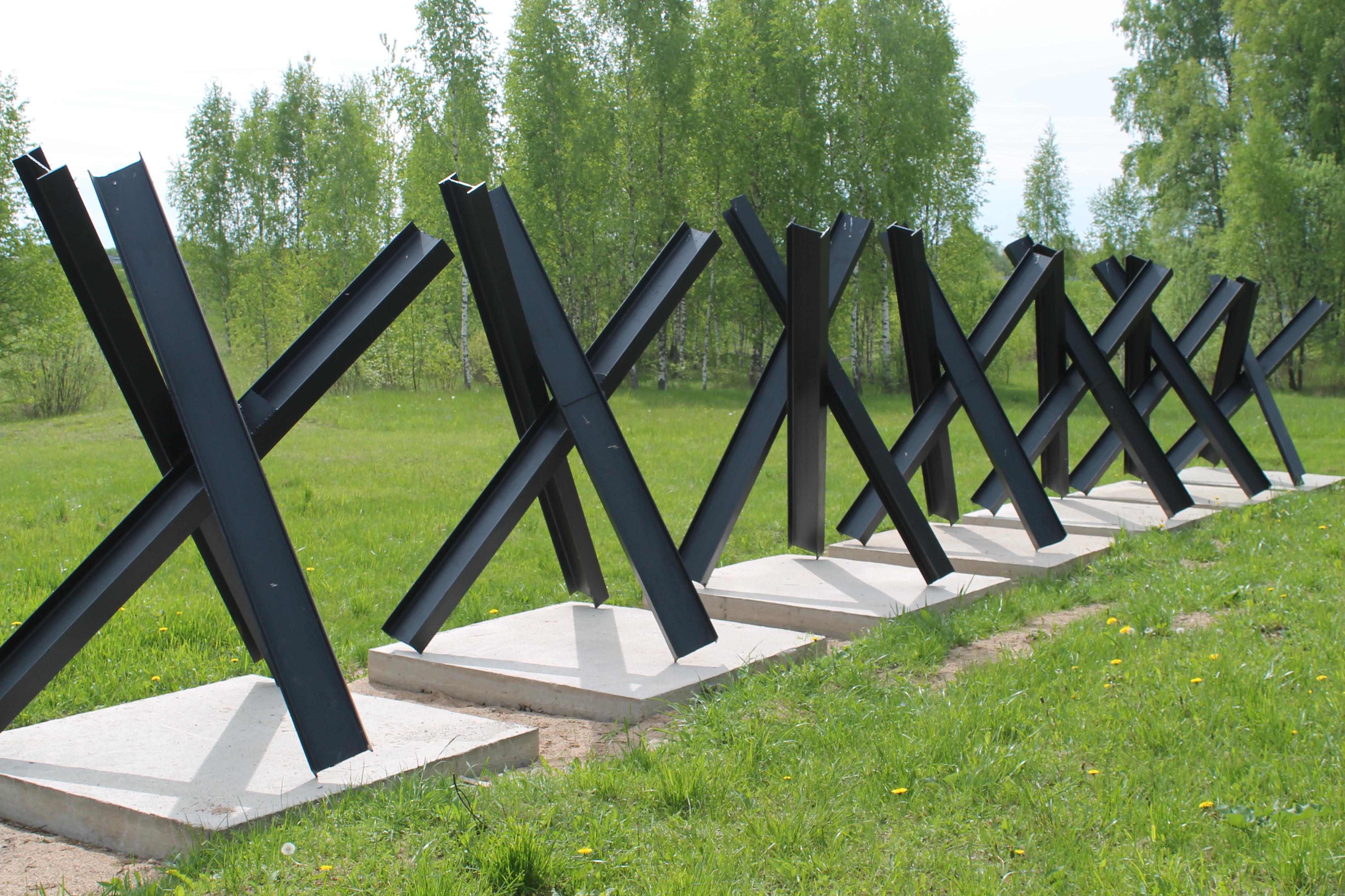 Мемориальный комплекс «Поле памяти»